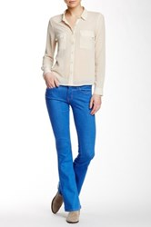 Current Elliott The Low Bell Flare Jean Blue