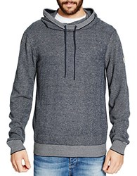 Bench Articulate Hoodie Blue
