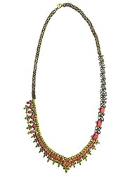 Iosselliani All That Jewelry Asymmetrical Necklace