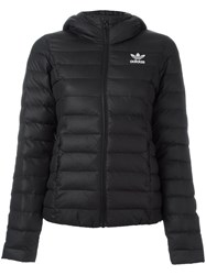 Adidas Originals Slim Fit Padded Jacket Black