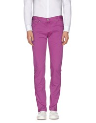 Betwoin Trousers Casual Trousers Men Mauve