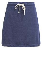 Gap Aline Skirt True Indigo Blue