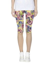 Orion London Trousers Leggings Women Yellow