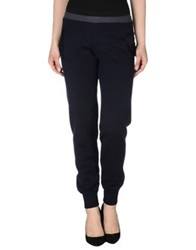 Neera Casual Pants Dark Blue