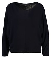More And More Jumper Marine Dark Blue
