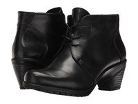 Spring Step Efisio Black Women's Dress Lace Up Boots