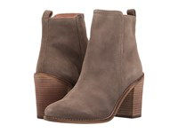 Seychelles Lounge Taupe Suede Women's Boots