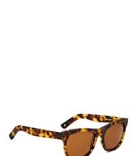 Dick Moby Unisex Lax Sunglasses Brown