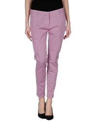 G.T.A Sport G.T.A. Pantalonificio Casual Pants Light Purple
