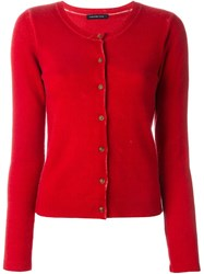 Samantha Sung 'Caronline' Cardigan Red