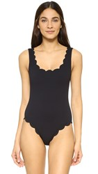 Marysia Swim Palm Springs Maillot Black