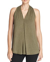 Max Studio Heather Jersey Tank Compare At 68 Army
