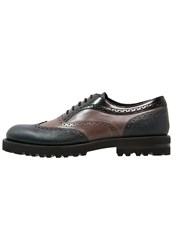 Alberto Guardiani Casual Laceups Grey