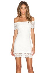 Wyldr Romaine Dress White