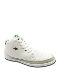 Umbro By Kim Jones Mid Bleeker Sneakers White Green