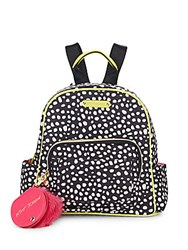 Betsey Johnson Dot Print Backpack Spot