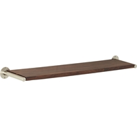 Plank Wall Mounted Shelf In Wall Mounted Storage Cb2