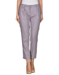 Silvian Heach Trousers Casual Trousers Women Ivory