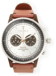 Triwa 'Petroleum Nevil' Watch