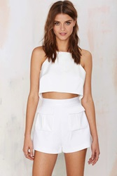 Collective Higher Ground High Waisted Shorts