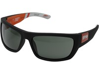 Spy Optic Dega Jr Motorsports Livery Happy Gray Green Athletic Performance Sport Sunglasses