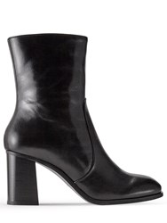 Jigsaw Aysha Midi Boot Black