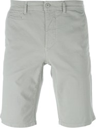 Woolrich Chino Shorts Grey