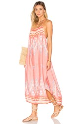 Cleobella Burma Dress Pink