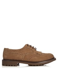 Church's Plowden Suede Brogues Grey