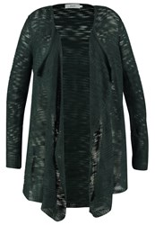 Zizzi Cardigan Green Gables Dark Green
