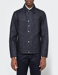 Rogue Territory Supply Jacket In Indigo
