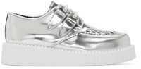 Underground Silver And White Wulfrun Creepers