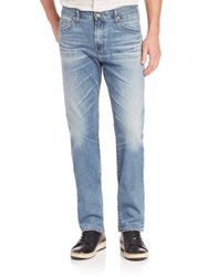 Ag Jeans Distressed Tailored Leg Jeans 14 Years Muir