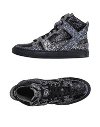 Giacomorelli Footwear High Tops And Trainers Women Black