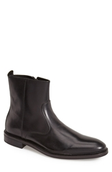 Gordon Rush 'Leonard' Zip Boot Men Black