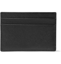 Common Projects Full Grain Leather Cardholder Black