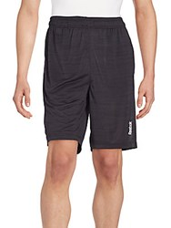 Reebok Fireball Shorts Black