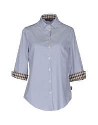 Aquascutum London Aquascutum Shirts Military Green