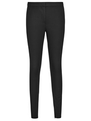 Reiss Darla Skinny Stretch Trousers Black