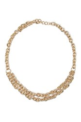 Forever 21 Chain Layered Necklace