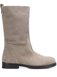 Alberto Fermani 'Tazia' Boots Nude And Neutrals