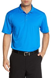 Cutter And Buck Men's 'Genre' Drytec Moisture Wicking Polo Digital