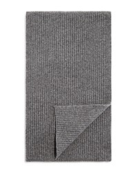 Rag And Bone Kaden Cashmere Scarf Medium Grey Melange