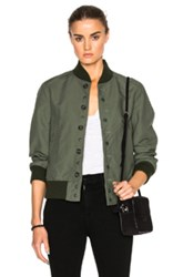 Engineered Garments Double Cloth Tf Jacket In Green