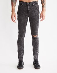 Cheap Monday Tight Youth Black Jeans