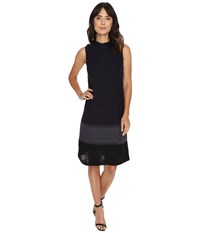 Nic Zoe Tonal Tier Dress Multi Women's Dress