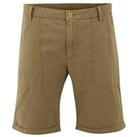 Gant Rugger Men's Canvas Shorts Army Green