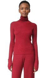 Rodebjer Michele Turtleneck Wine