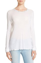 Zadig And Voltaire Women's Willy Foil Tee
