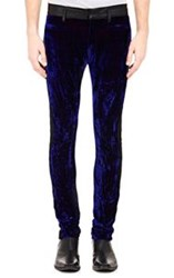 Haider Ackermann Men's Varukers Skinny Trousers Purple